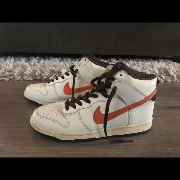meet promo code 50% price Nike High Top SB Dunks
